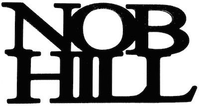 Nob Hill Scrapbooking Laser Cut Title