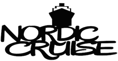 Nordic Cruise Scrapbooking Laser Cut Title with Ship