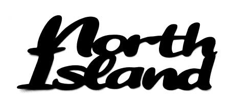 North Island Scrapbooking Laser Cut Title