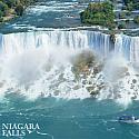 Northeast Niagara Falls 12x12 Scrapbooking Paper