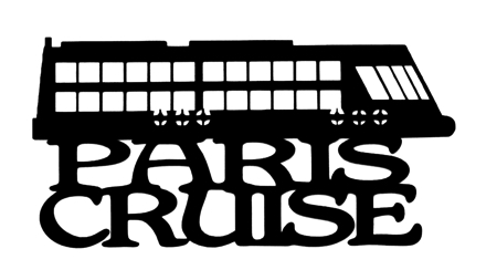 Paris Cruise Scrapbooking Laser Cut Title with Boat