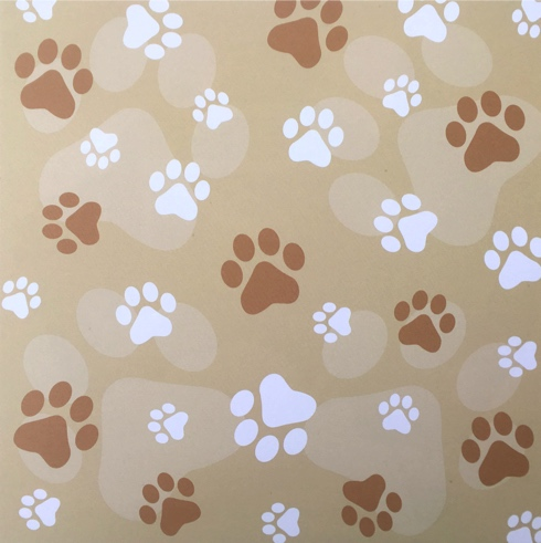dogs scrapbooking paper  scrapbook stickers and embellishmen paw print clip art free download paw print clip art borders