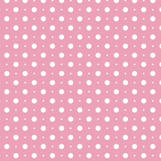 Light Pink Dots 12x12 Scrapbooking Paper