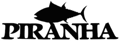 Piranha Scrapbooking Laser Cut Title with Fish