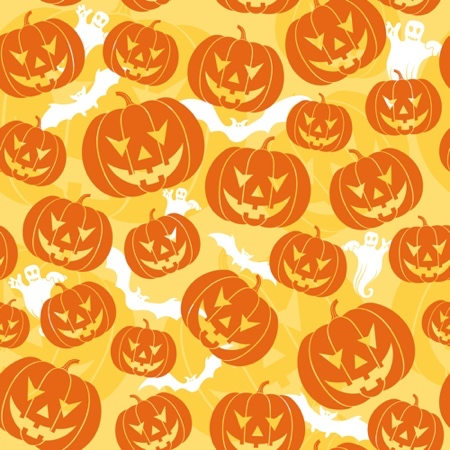 BULK BUY Pumpkins 12x12 Scrapbooking Paper - 25 Sheets