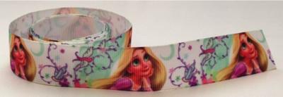 Rapunzel Scrapbooking Ribbon