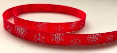 Snowflake Scrapbooking Ribbon