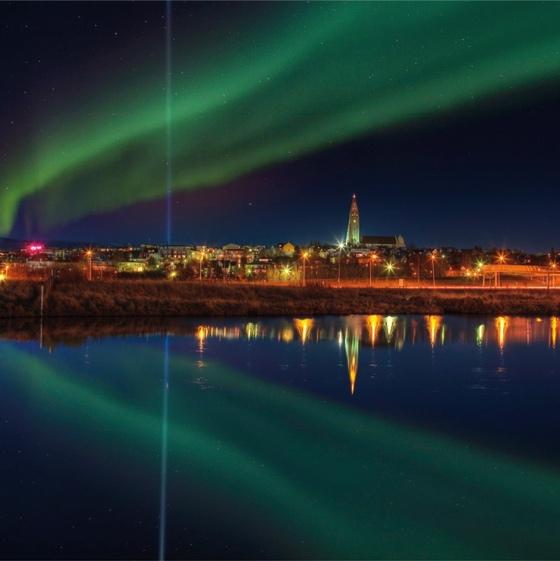 Reykjavik 12x12 Scrapbooking Paper