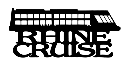 Rhine Cruise Scrapbooking Laser Cut Title with Boat