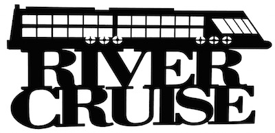 River Cruise Scrapbooking Laser Cut Title with Boat