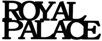Royal Palace Scrapbooking Laser Cut Title
