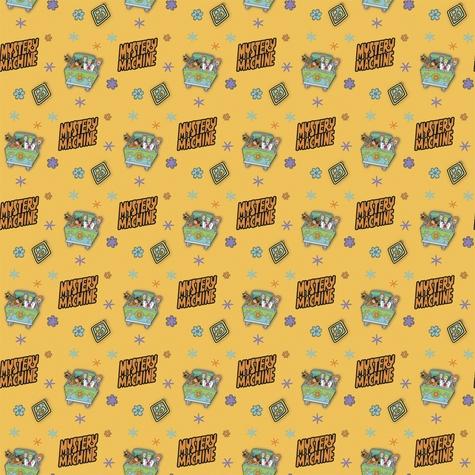 Scooby Doo 12x12 Scrapbooking Paper