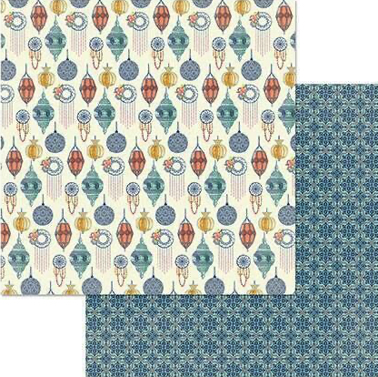Shine Double Sided 12x12 Scrapbooking Paper