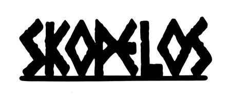 Skopelos Scrapbooking Laser Cut Title