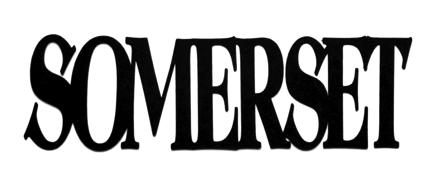 Somerset Scrapbooking Laser Cut Title