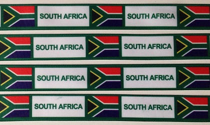 South Africa Scrapbooking Ribbon