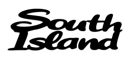 South Island Scrapbooking Laser Cut Title
