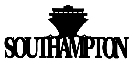 Southampton Scrapbooking Laser Cut Title with Ship