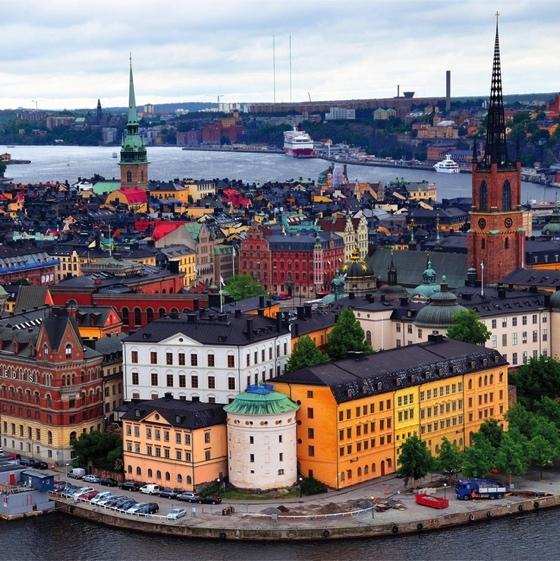 Stockholm 12x12 Scrapbooking Paper