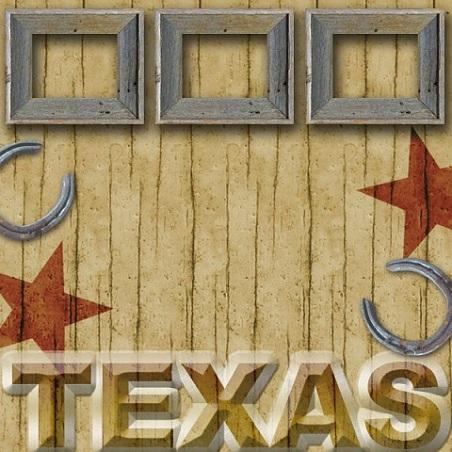 Texas Scrapbooking
