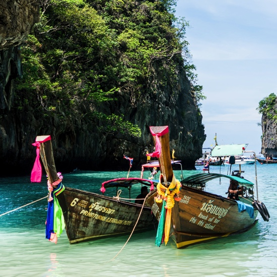 Thailand Beach 12x12 Scrapbooking Paper
