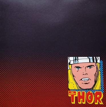 The Mighty Thor 12x12 Scrapbooking Paper