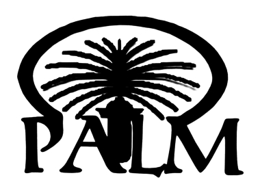 The Palm Dubai Scrapbooking Laser Cut Title with Palm
