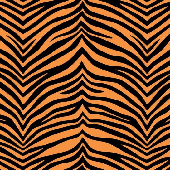 Tiger Print 12x12 Scrapbooking Paper