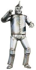 Tin Man Die Cut Scrapbooking Sticker