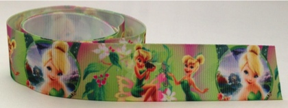 Tinker Bell Self Adhesive Scrapbooking Ribbon