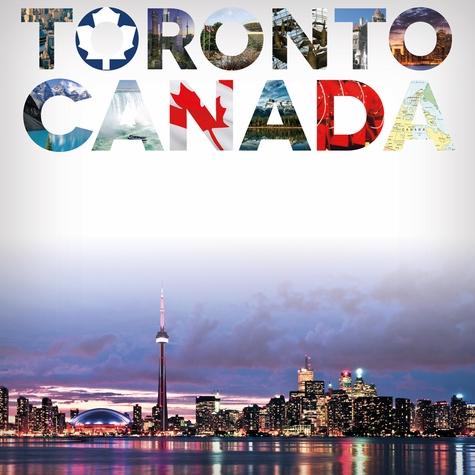 Toronto 12x12 Scrapbooking Paper
