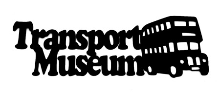 Transport Museum Scrapbooking Laser Cut Title with bus