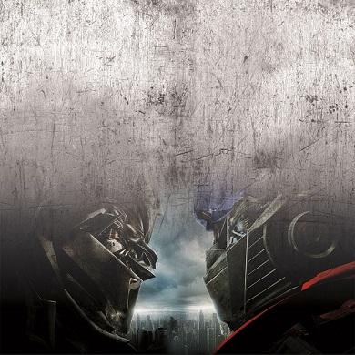 Universal Transformers 12x12 Scrapbooking Paper