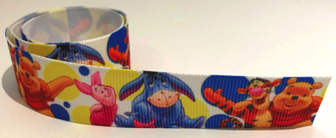 Winnie the Pooh Scrapbooking Ribbon