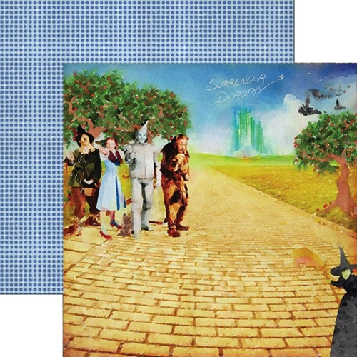 thesis wizard of oz The wizard of oz essay example the wizard of oz the wizard of oz is a classic, a legend, and a children's story that will never grow old quotes from the story.