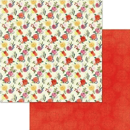 Wonder 12x12 Double Sided Scrapbooking Paper