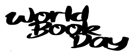 World Book Day Scrapbooking Laser Cut Title