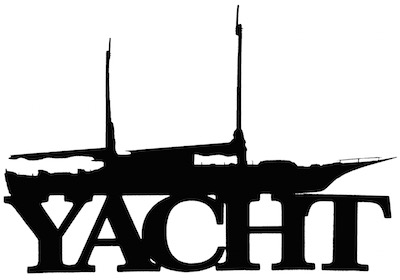 Yacht Scrapbooking Laser Cut Title with Yacht
