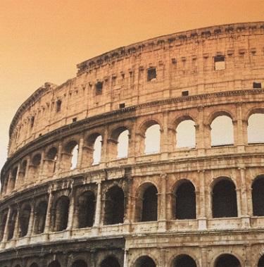 Colosseum 12x12 Scrapbooking Paper
